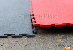 Модульное напольное покрытие ПВХ Vinforce Plast-5